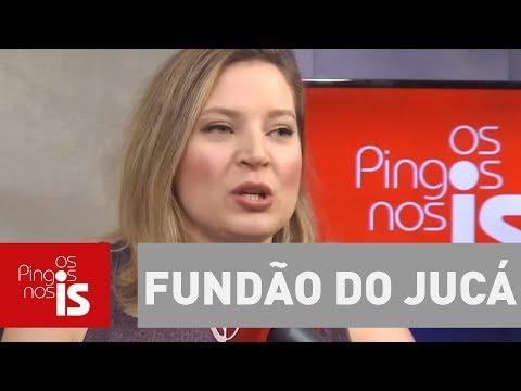 Joice: Fundão Do Jucá Tira Dinheiro De Saúde Para Financiar Campanhas