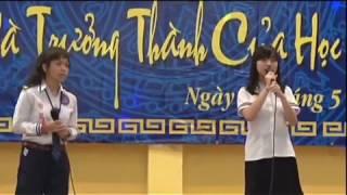Lễ tổng kết năm học 2013 - 2014 - Lễ tri ân và trưởng thành của học sinh khối 12