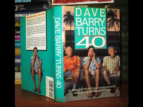 Dave Barry Turns 40 - Audiobook