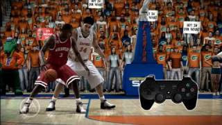 March Madness 08 Dynamic Post Control PS3 Defensive Tutorial