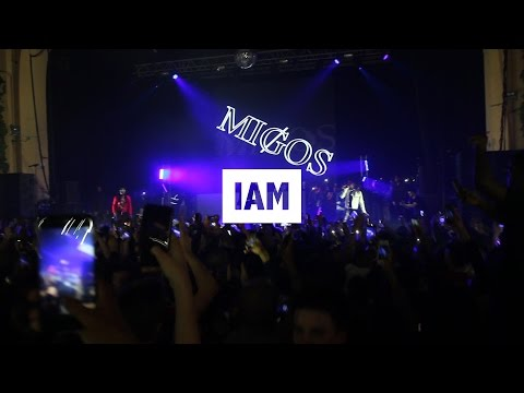 Migos & Lil Yatchy live in London o2 Brixton Day 1 | THIS IS LDN [EP:107]