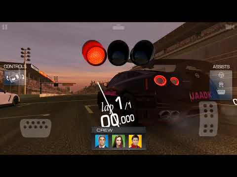 REAL RACING 3 HEAD TO HEAD RACING WITH THE NISSAN GT-R NISMO R35