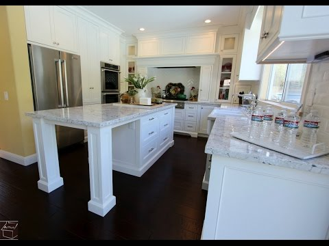 Design-Built Custom Kitchen Remodel in Aliso Viejo Orange County By APlus