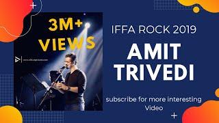 Gambar cover IIFA ROCKS 2019 Performance by Amit Trivedi