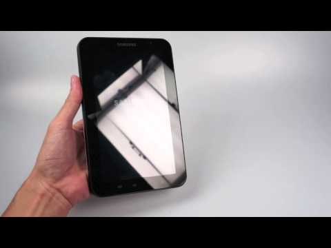 Tinhte.vn - Mở hộp SS Galaxy Tab