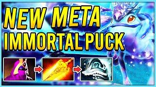 New Meta - RADIANCE PUCK - DESTROY Phantom Lancer | Stream Highlight #8