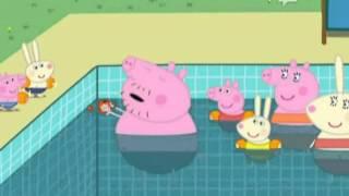Peppa Pig - La Piscina - Bimbi TUBE - Italiano HD