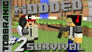Modded Survival Series 2.1 | Part 2 (Dutch)