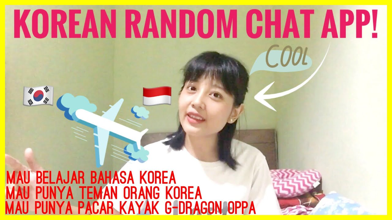 korean random chatting