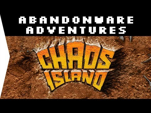 Chaos Island ► RTS from 1997! - Gameplay & Download - [Abandonware Adventures!]