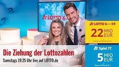 Live - Die Ziehung der Lottozahlen am 23.05.2020