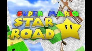 Twitch gets to kill me in Super Mario 64: Star Road?