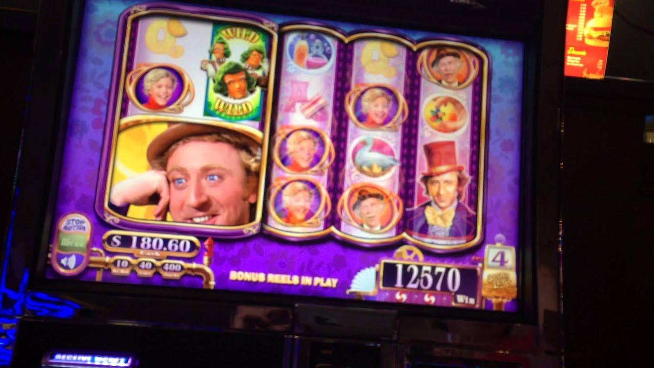 Slot freebies willy wonka