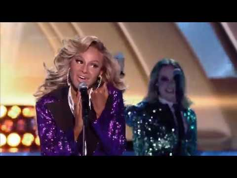 Your Face Sounds Familiar - Natalia Krakowiak as Beyonce - Twoja Twarz Brzmi Znajomo