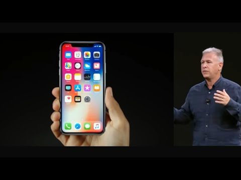 Apple Special Event 2017 - iPhone X Introduction