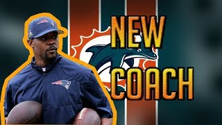 EEHHH! MIAMI DOLPHINS EXPECTED TO HIRE BRIAN FLORES AS HEAD COACH!   @1KFLeXin | Dolphins fan