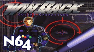 Winback - Nintendo 64 Review - HD