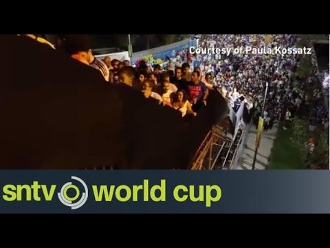 Maracana Stadium safety concerns - Brazil World Cup 2014