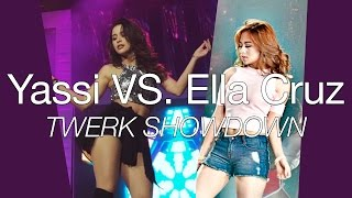 Ella Cruz vs. Yassi Pressman (Twerk Showdown)!