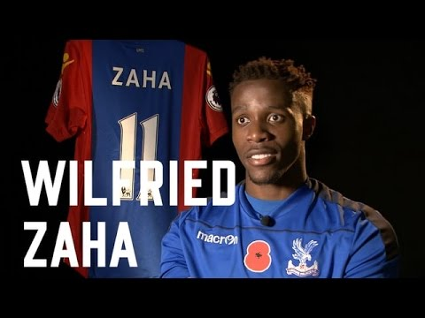 From The Dressing Room | Wilfried Zaha