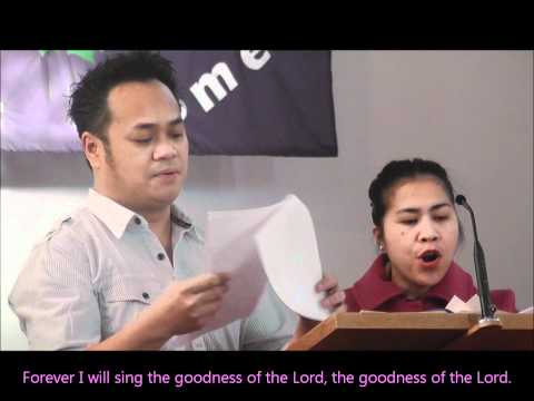 Psalm 89 - Forever I Will Sing by Marty Haugen