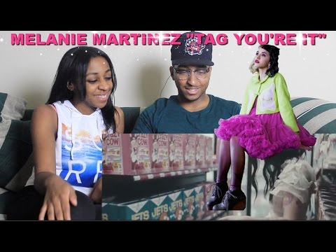 "Couple Reacts : Melanie Martinez ""Tag, you're it/Milk and Cookies"" Reaction!!!"