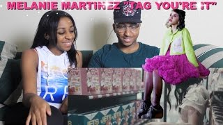 "Couple Reacts : Melanie Martinez ""Tag, you"