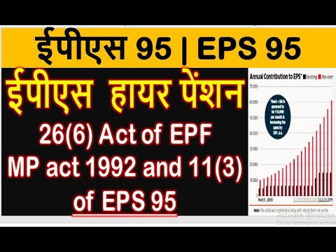 eps-95-higher-pension-26(6)-act-of-epf,-mp-act-1992-&-11(3)-of-eps95-pensioners-issue-hike-may-2020