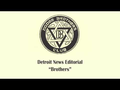 DBC   Detroit News Editorial   Brothers