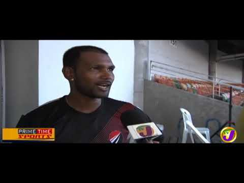 Jamaica Scorpions Trailing by 91 Runs (TVJ Prime Time Sports) January 11 2019