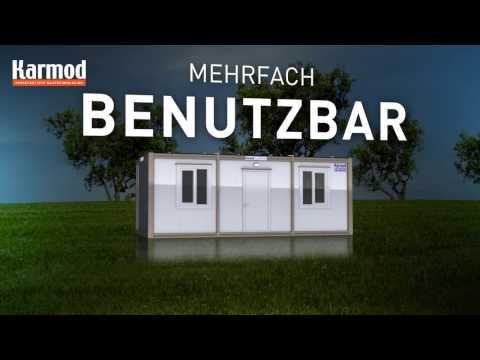 Wohncontainer | Schnellbaucontainer | Baucontainer | Containerhaus
