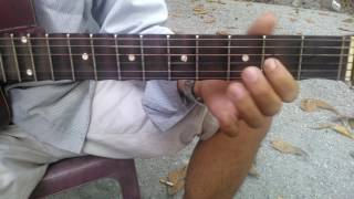 Hướng dẫn guitar bài Lý Trăng Soi