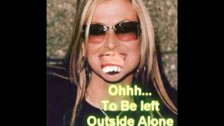 Anastacia - Left Outside Alone (Jason Remix) (Special Video)