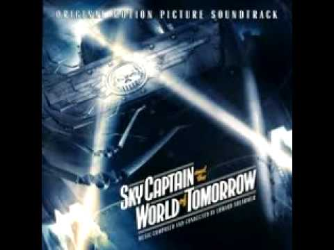 Sky Captain and the WoT OST: 3. The Robot Army
