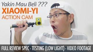 Yakin Mau Beli XIAOMI YI Action Cam? Lihat Dulu Hasil Test Low-Light & Contoh Videonya. Xiaomi Basic Edition Обзор