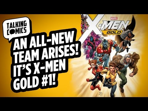 Talking Comics for 04.05.17 - X-Men Gold #1, Royals #1, Riverdale #1, & Marvel Quits Diversity?