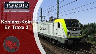 Train Simulator 2019 : Conduite, statistiques et mathématique