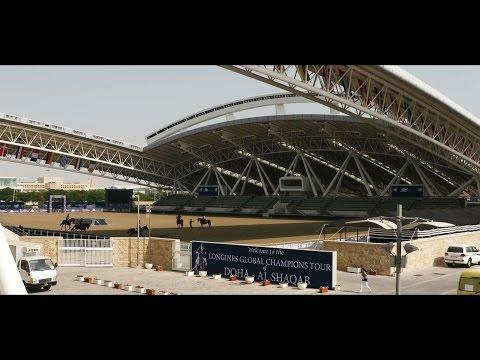 Welcome to... LGCT Doha!