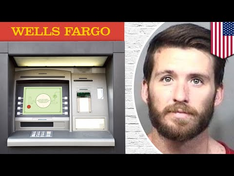 ATM failure: Florida man goes Rocky on machine for giving him too much cash - TomoNews