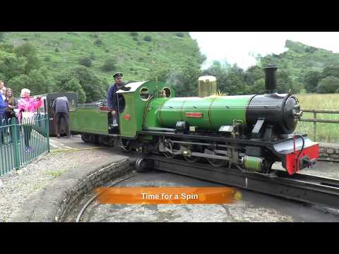 Ravenglass and Eskdale, a visit in 2017