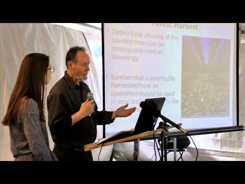 Robin Clark & Taylor White- Carbon and agroforestry; an integrated strategy