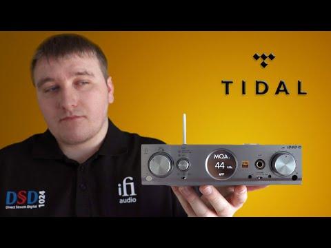 How To Stream MQA Over A Network Via Tidal (Decoder)