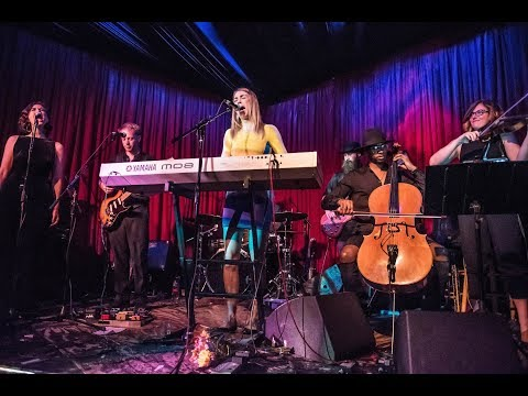Brenda Carsey & the Awe - Solitary Refinement LIVE at Hotel Cafe