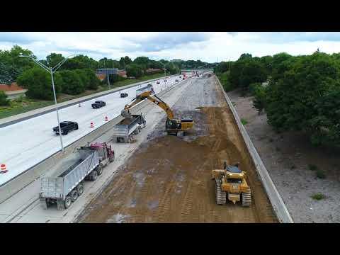 I 696 East Bound Progression Video