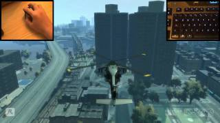 Helicopter flying tutorial - Pestilence style (GTA IV)