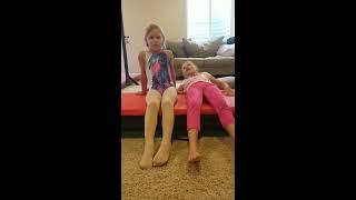 Beginner Gymnastics Handstands Fun Fun