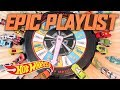 Fun & Games! | The Epic Playlist | Hot Wheels