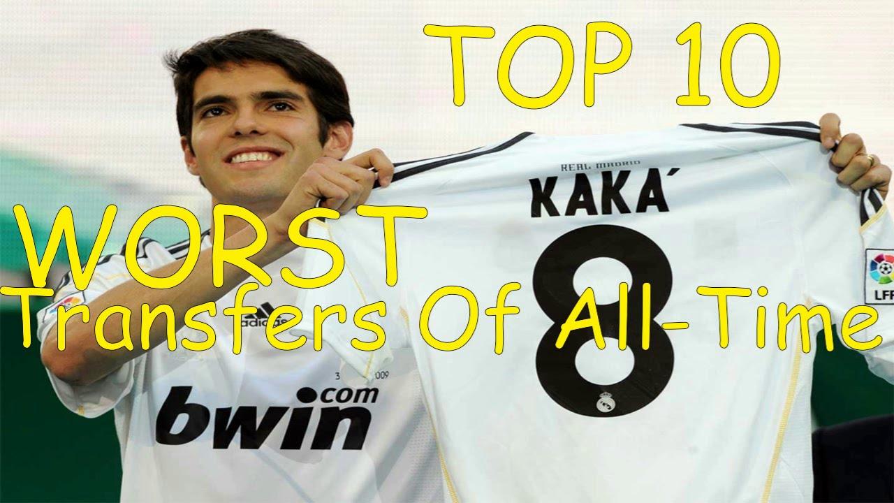 Download Top 10 Worst Transfers Of All-Time   Tüm Zamanların En Kötü 10 Transferi