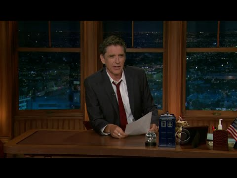 Late Late Show with Craig Ferguson 5/25/2011 Norm MacDonald, Julie McCarthy, Oh Land