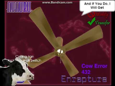 Cow Error 432